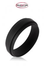 Cockring Power Ring - Malesation : Bague de pénis 100% silicone, haute qualité, avec anneau large 1,5 cm.