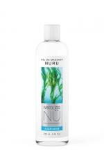 Gel massage Nuru Algue Mixgliss - 250 ml : Gel de massage NÜ par Mixgliss pour redécouvrir le plaisir du massage Nuru. Formule enrichie en algues, flacon de 250 ml.