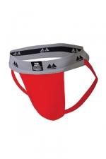 Jockstrap Adult Supporter rouge - MM : Le jockstrap dans lequel on se sent bien et qui vous rend encore plus beau, couleur rouge.